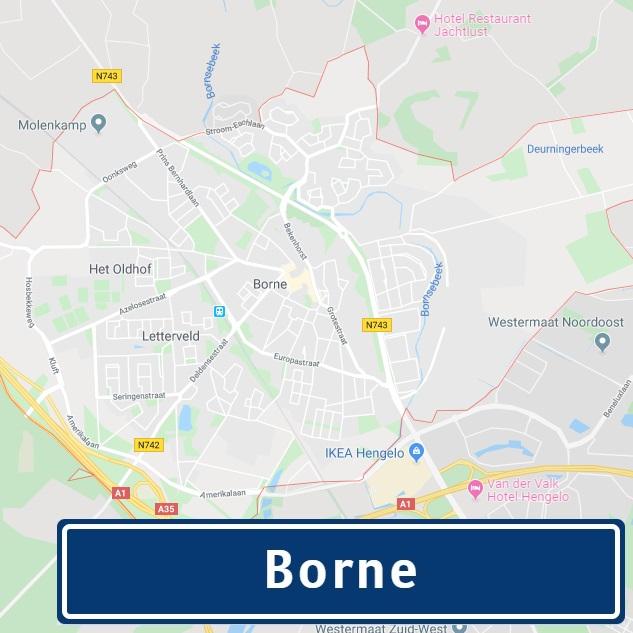 Administratiekantoor Borne