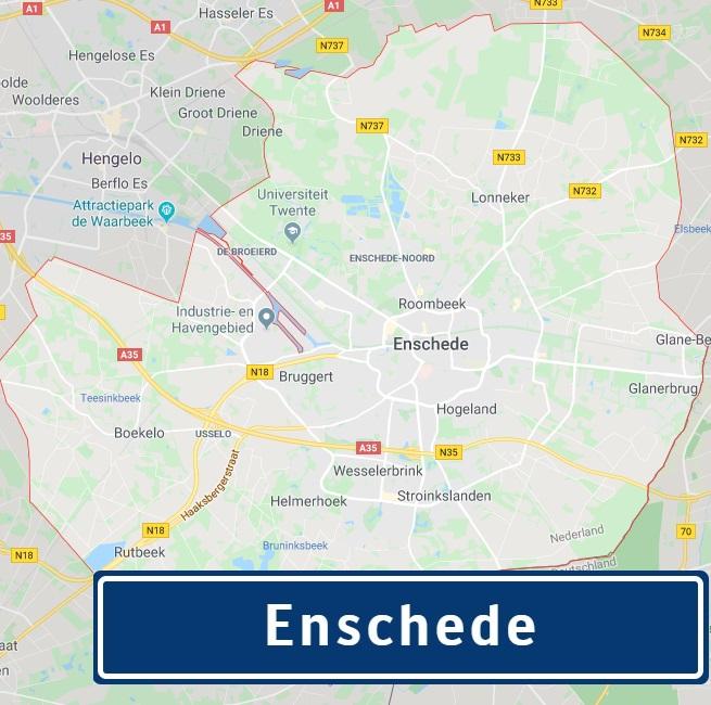 Administratiekantoor Enschede